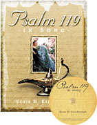 Psalm 119 Book & CD